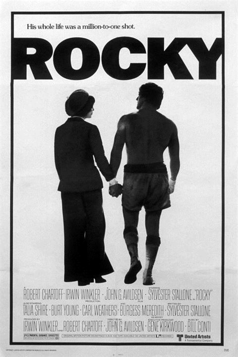 Rocky : Kinoposter