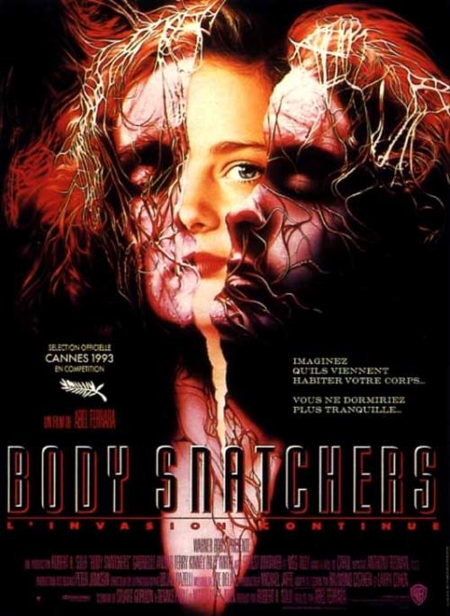 Body Snatchers : poster