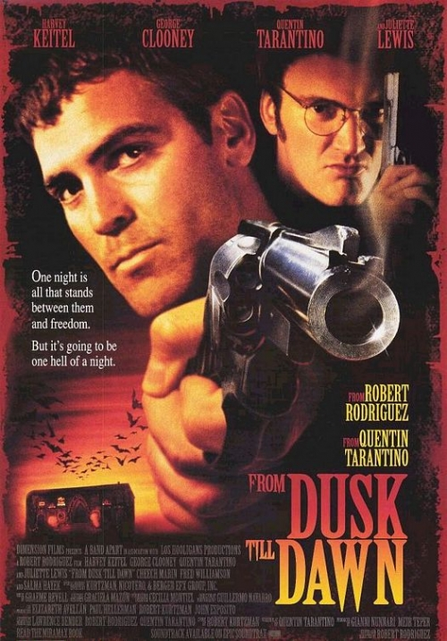 From Dusk till Dawn : Kinoposter