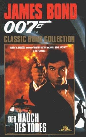 James Bond 007 - Der Hauch des Todes : Kinoposter