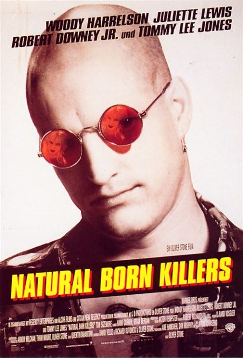 Natural Born Killers : Kinoposter