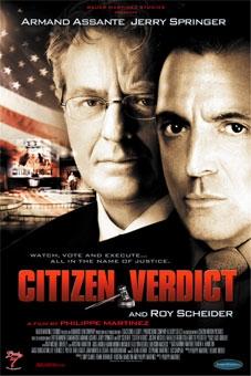 Citizen Verdict : poster
