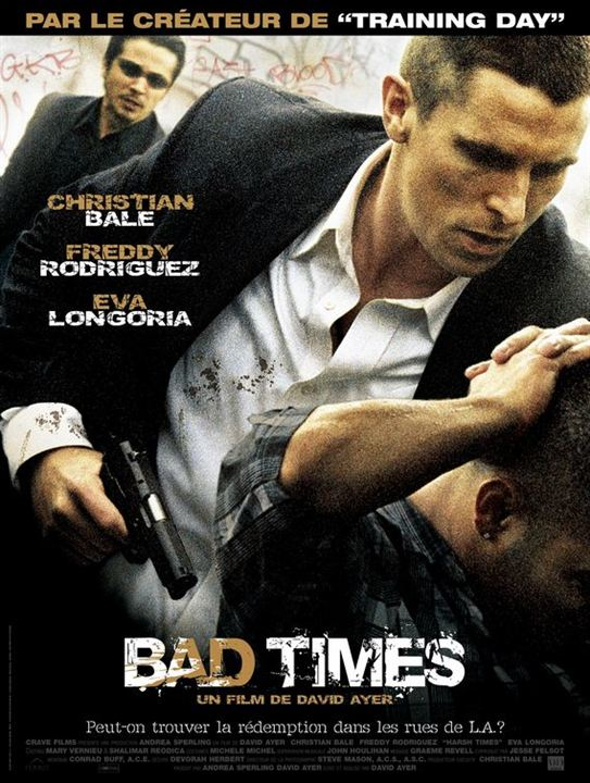 Harsh Times - Leben am Limit : Kinoposter