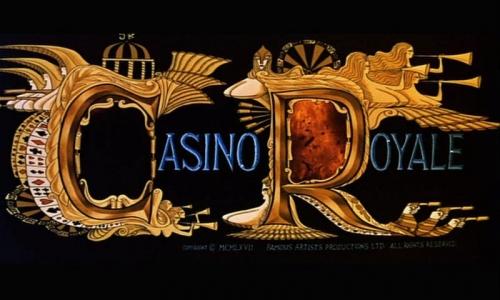 Casino Royale (1967) : Kinoposter