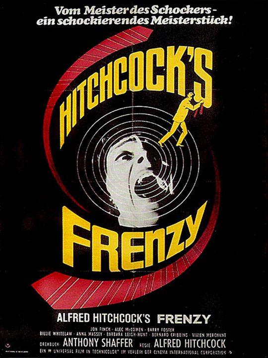 Frenzy : Kinoposter