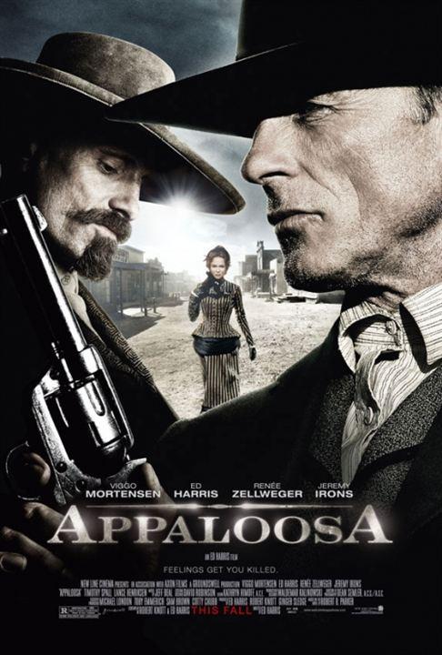 Appaloosa : Kinoposter