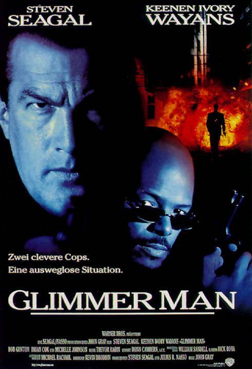 Glimmer Man : Kinoposter