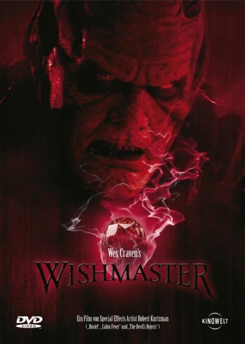 Wes Craven's Wishmaster : Kinoposter