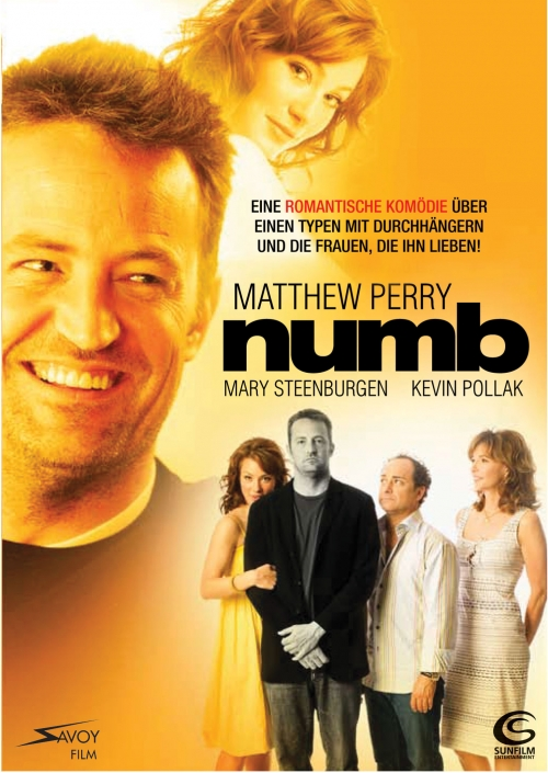 Numb : Kinoposter
