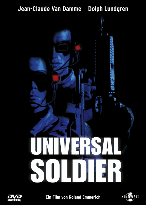 Universal Soldier : Kinoposter