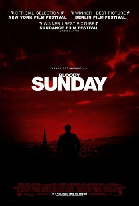 Bloody Sunday : Kinoposter