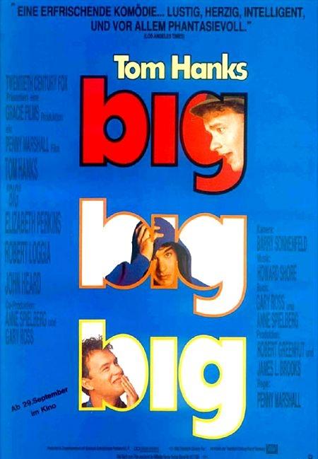 Big : Kinoposter