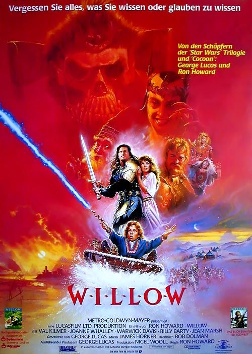 Willow : Kinoposter