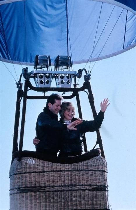 Image result for police academy 4 hot air balloon
