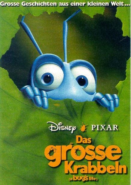 Das große Krabbeln : Kinoposter