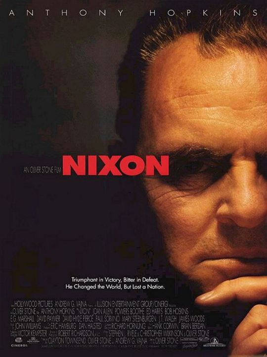Nixon : Kinoposter
