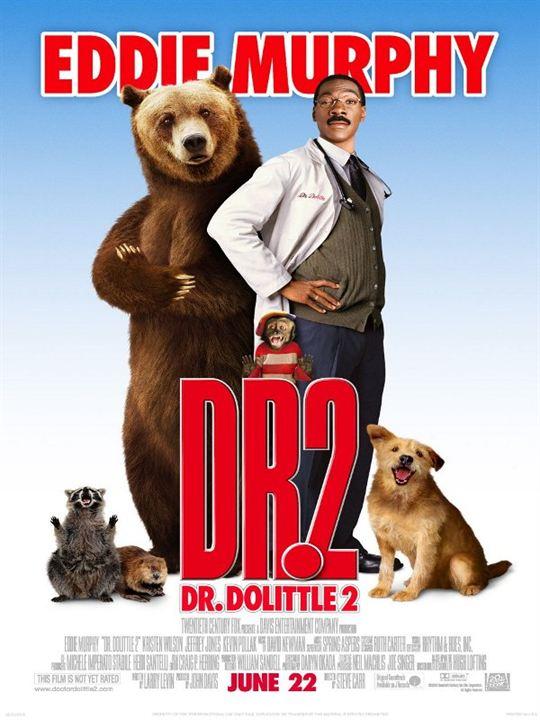 Dr. Dolittle 2 : Kinoposter