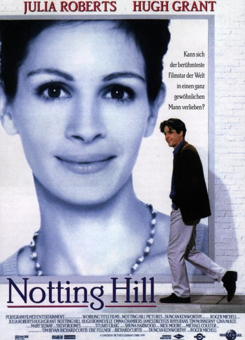 Notting Hill : Kinoposter