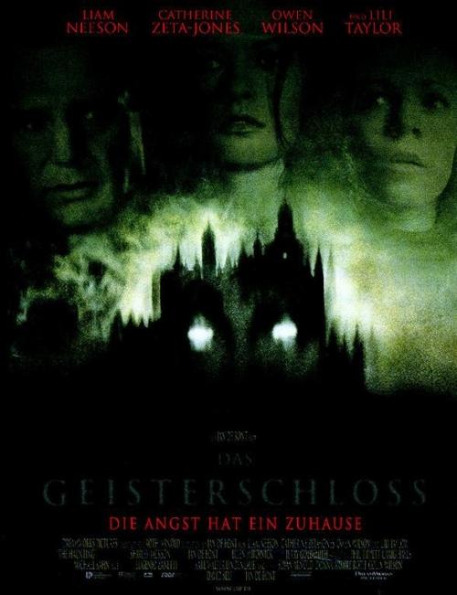 Das Geisterschloss : Kinoposter