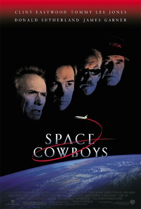 Space Cowboys : poster