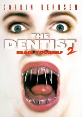 The Dentist 2 : Kinoposter