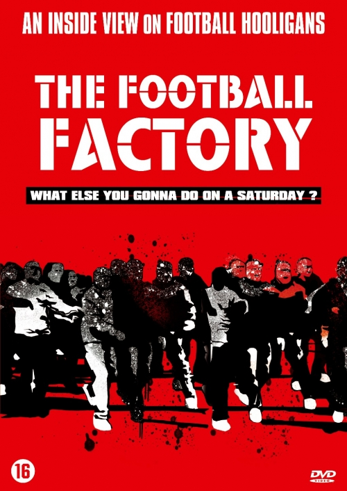 The Football Factory : Kinoposter