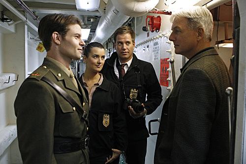 Navy CIS : Bild Cote De Pablo, Mark Harmon, Michael Weatherly