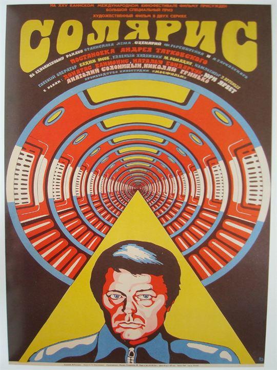 Solaris : Kinoposter