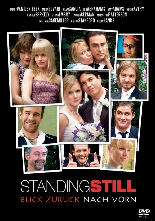 Standing still : Kinoposter