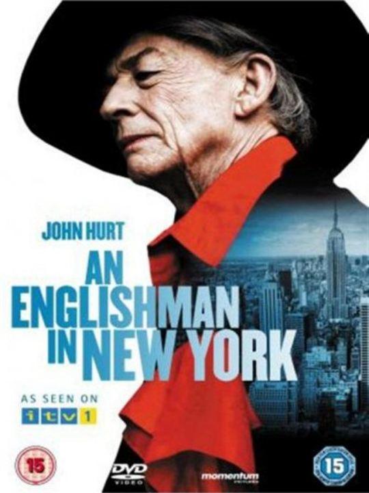 An Englishman in New York : Kinoposter
