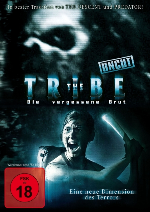 The Tribe : Kinoposter