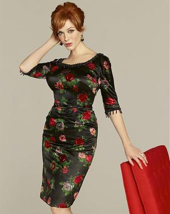 Mad Men : Bild Christina Hendricks