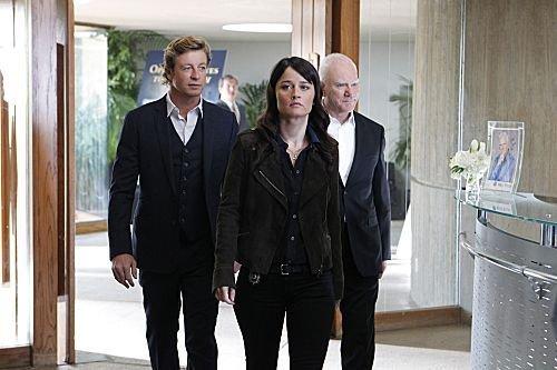 Bild Malcolm McDowell, Robin Tunney, Simon Baker