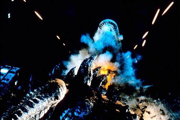Godzilla : Bild Roland Emmerich
