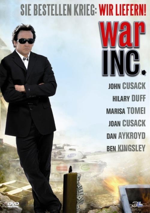 War Inc. - Sie bestellen Krieg: Wir liefern! : Kinoposter