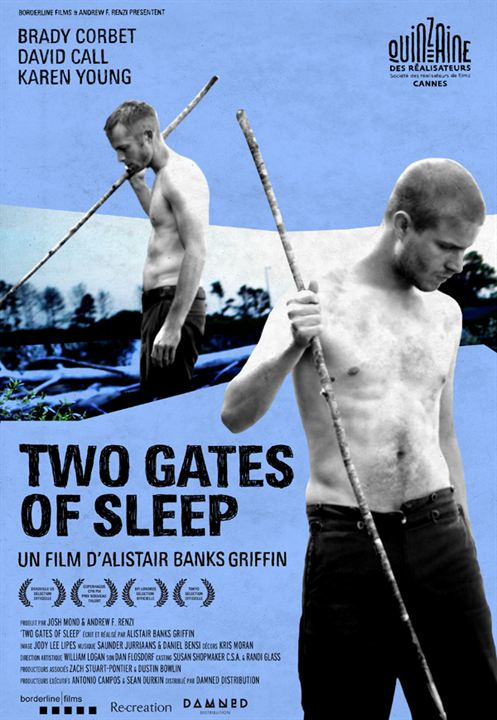 Two Gates of Sleep : Kinoposter