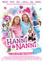 Hanni & Nanni : Kinoposter