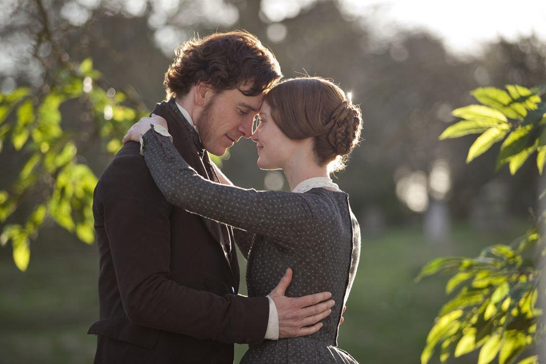Jane Eyre : Bild Mia Wasikowska, Michael Fassbender