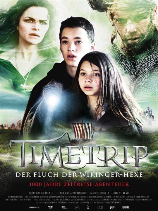 Timetrip - Der Fluch der Wikinger-Hexe : Kinoposter