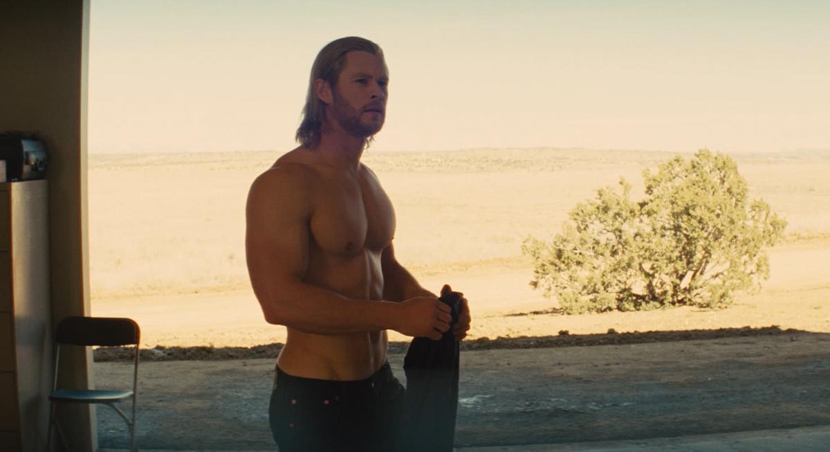 Thor : Bild Chris Hemsworth