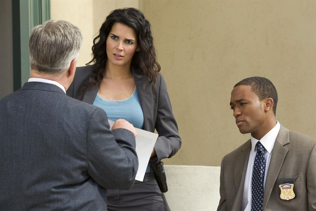 Bild Angie Harmon, Bruce McGill, Lee Thompson Young