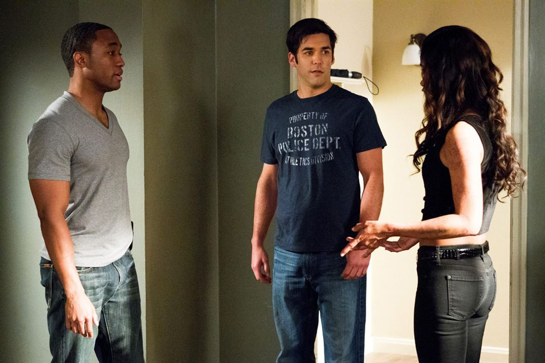 Bild Daniella Alonso, Jordan Bridges, Lee Thompson Young