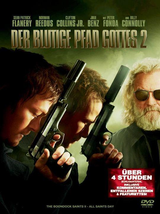 Der blutige Pfad Gottes 2 : Kinoposter