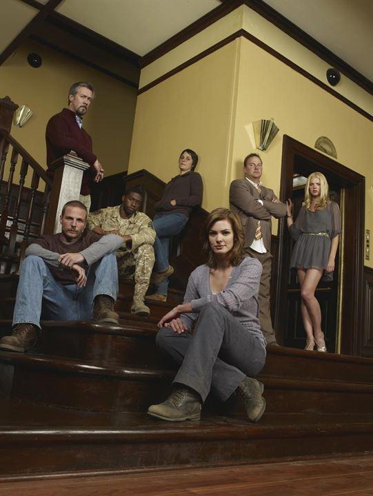 Persons Unknown : Bild Alan Ruck, Chadwick Boseman, Daisy Betts, Jason Wiles, Kate Lang Johnson