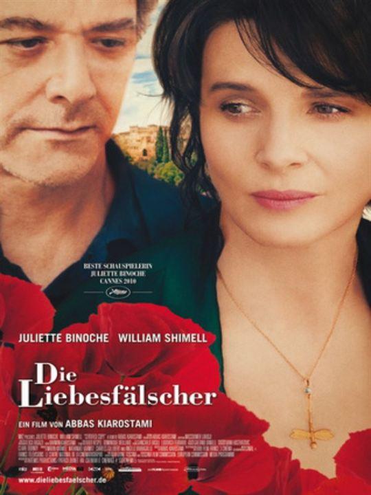 Die Liebesfälscher : Kinoposter