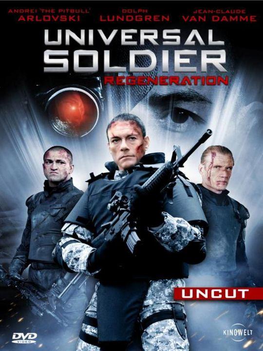 Universal Soldier: Regeneration : Kinoposter