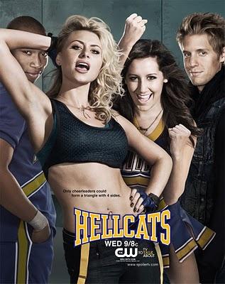 Hellcats : Bild Aly Michalka, Ashley Tisdale, Matt Barr, Robbie Jones