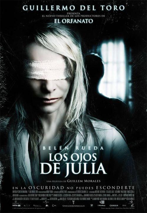 Julia's Eyes : Kinoposter