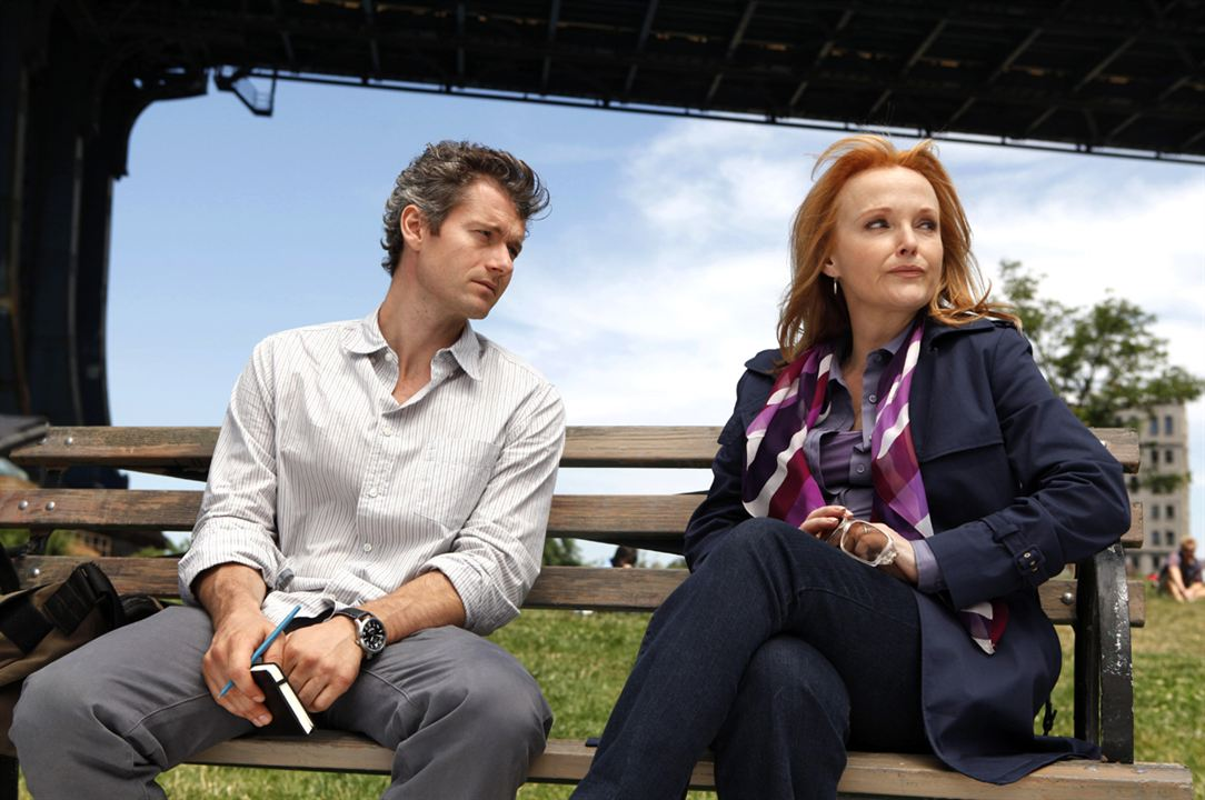 Rubicon : Bild James Badge Dale, Miranda Richardson