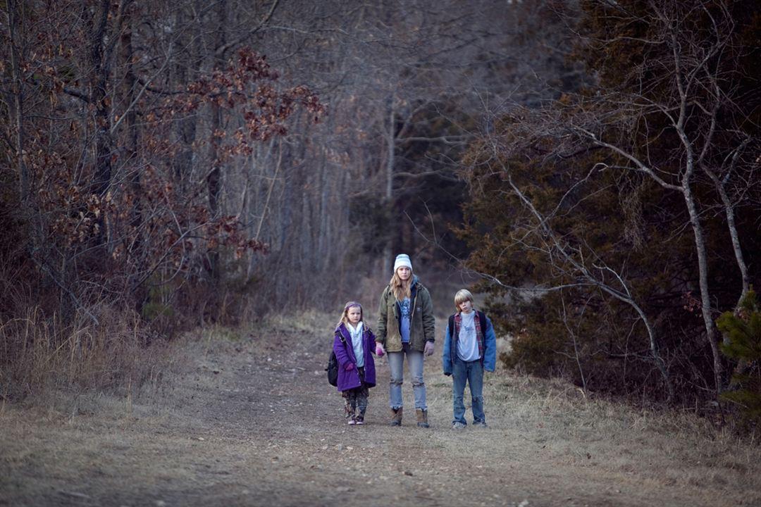 Winter's Bone : Bild Ashlee Thompson, Debra Granik, Isaiah Stone, Jennifer Lawrence